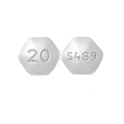 vyvanse 20 mg chewable