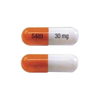 Vyvanse 30 mg capsule