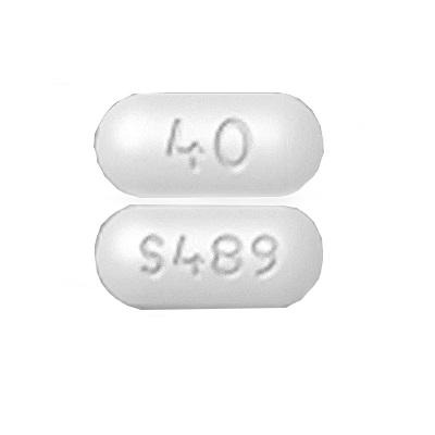 Vyvanse 40 mg chewable
