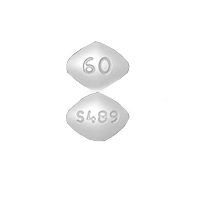 Vyvanse 60mg chewable